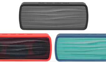 Insignia Portable Bluetooth Stereo Speaker, ONLY $9.99!