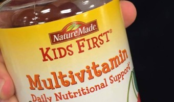 Nature Made Gummy Vitamins for back to school #ad