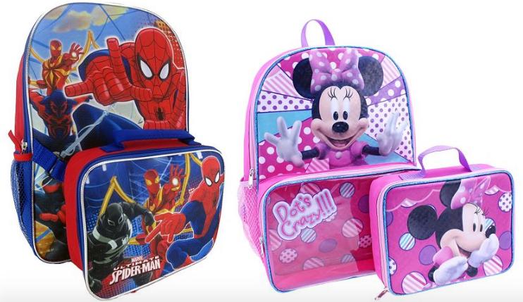 Kids Backpacks on Sale, as Low as $10.49 Each! -