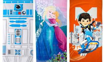 Disney's Kids' Beach Towels