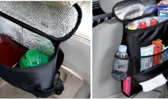 Get Ahold of Your Backseat! Car Organizer, Less than $10