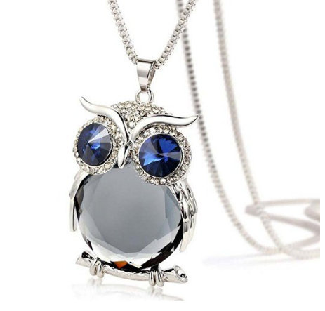 Owl Pendant Necklaces, Less than $5 Shipped