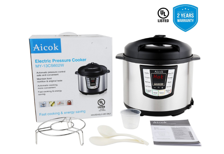 Instant Pot Pressure Cooker at Very Best Price!