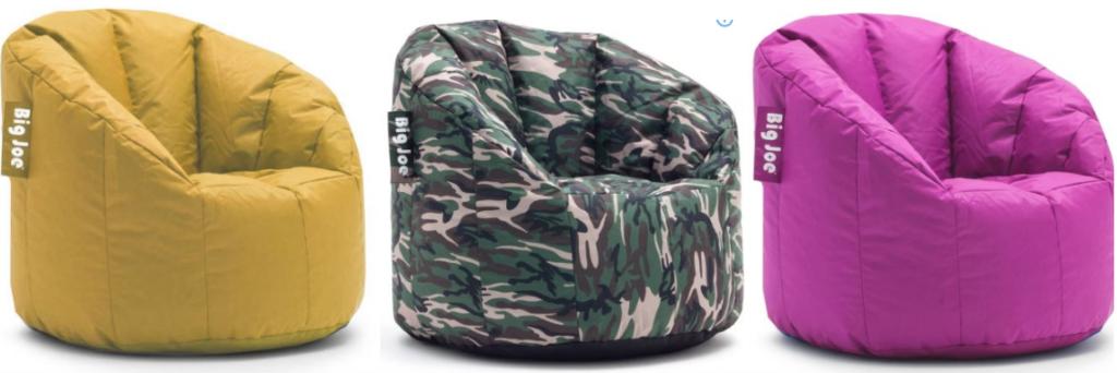 Big Joe Milano Bean Bag Chairs Only 29 98