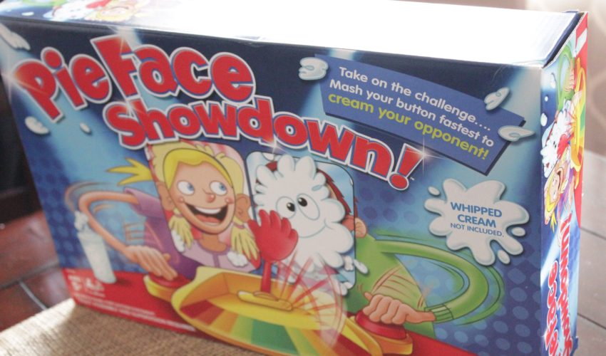 Pie Face Showdown: Tug-of-War Style Game (Awesome for Families!)
