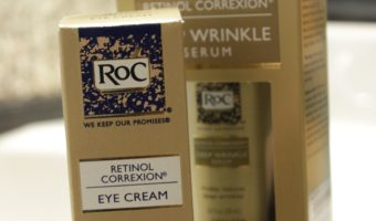 RoC Skincare Products are the Wrinkle Fighter for Me