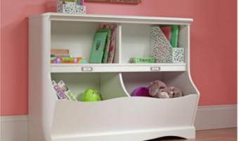 sauder-pogo-white-bookcase