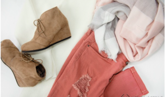WOW! Cents of Style: Boots and a Scarf ONLY $29.95 Shipped