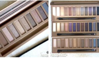 Eyeshadow Palettes Ship for $12 (Reg. $39.99)