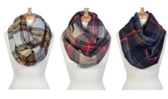 Infinity Blanket Scarves on Sale!