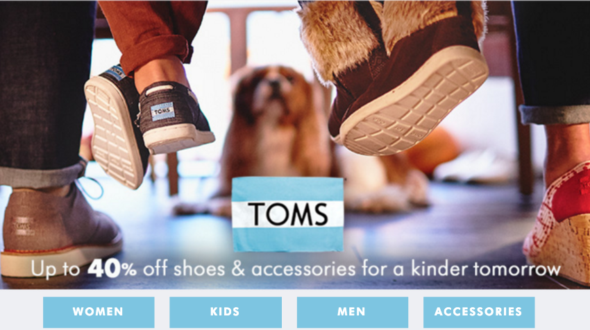 TOMS Boots and TOMS Shoes as Low as $22.49 Shipped!