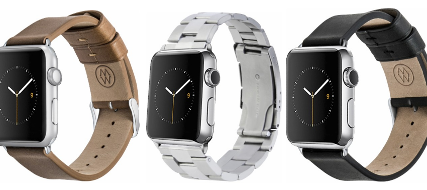 Monowear Apple Watch Watch Bands Only $9.99 (Reg. $99.99!)
