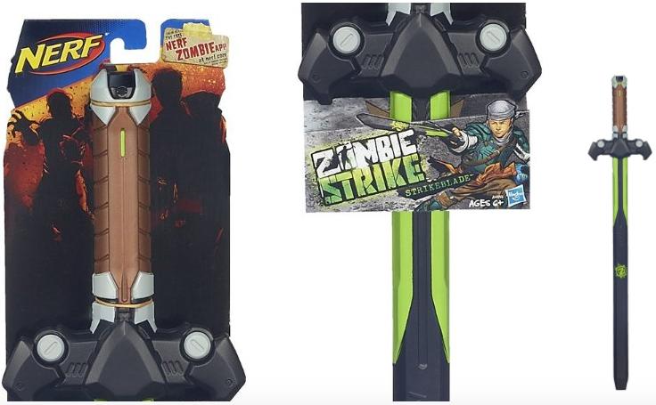 Save $6! Nerf Zombie Strike Strike Blade Toy on Sale