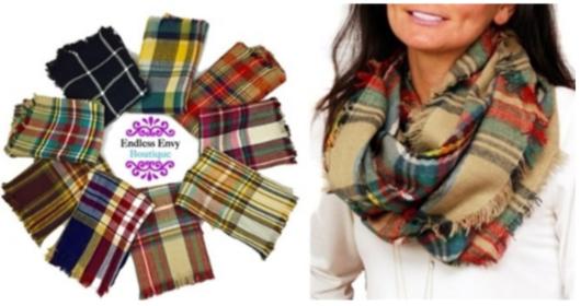 plaid-infinity-blanket-scarves