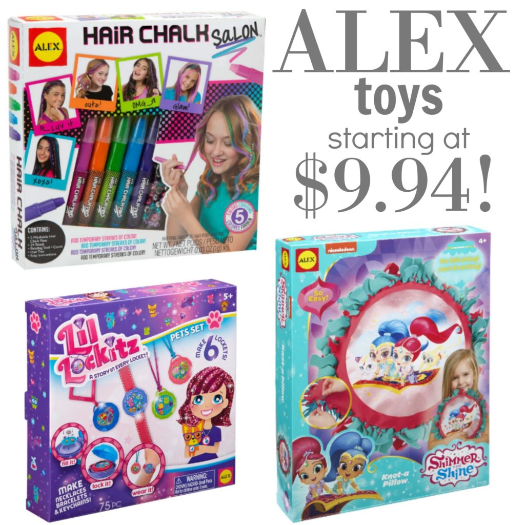 Alex Toys Starting at ONLY $9.94! - Deals & Coupons