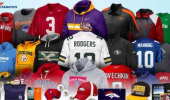 Fanatics.com: Up to 65% Off Nike, Under Armour Gear and More w/ Free Ship on $40+!