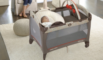 Amazon 40% Off Graco Baby Sale = Graco Pack 'N Play Playard with Reversible Napper and Changer Only $47.49