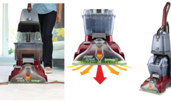 Hoover PowerScrub Deluxe Carpet Cleaner Only $69.99 Shipped