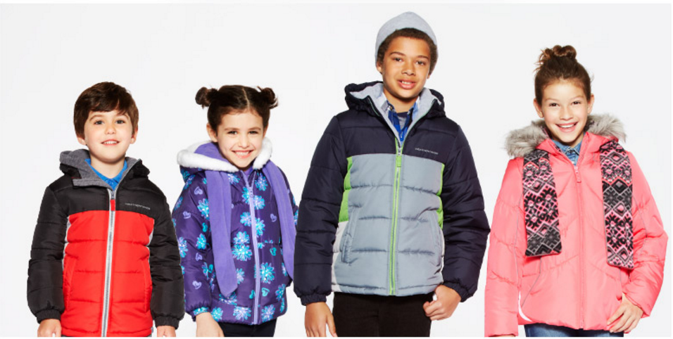 BonTon.com: Kid's Winter Coats $24.97 (Reg. $85