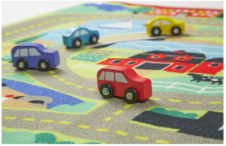 Melissa and Doug Road Rug and Car Sets ONLY $29.99 - Deals & Coupons
