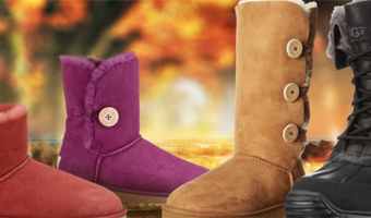 Huge Discounts on UGG Boots Today