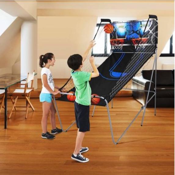 basketball 2 players games