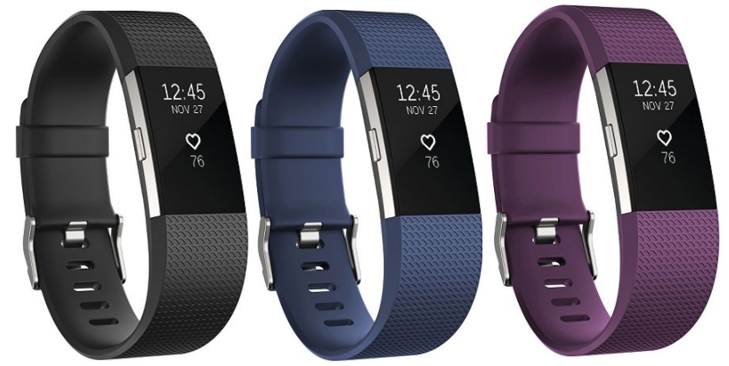 Kohl S Com Fitbit Charge 2 Heart Rate Activity Tracker