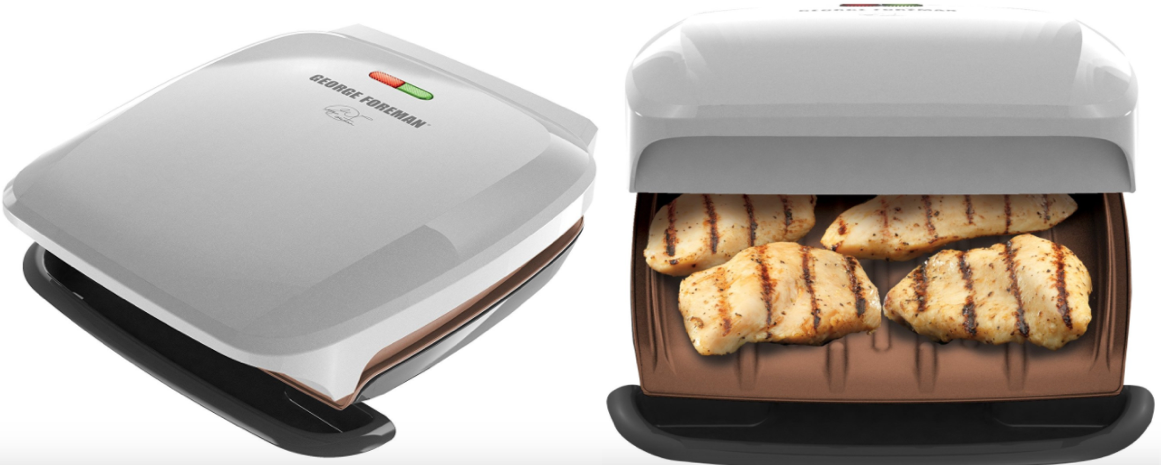 Amazon Com George Foreman Classic Grill On Sale