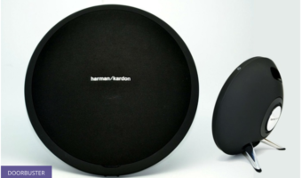 Harman Kardon Onyx Studio Bluetooth Speaker Only $77.99 (Reg. $399)