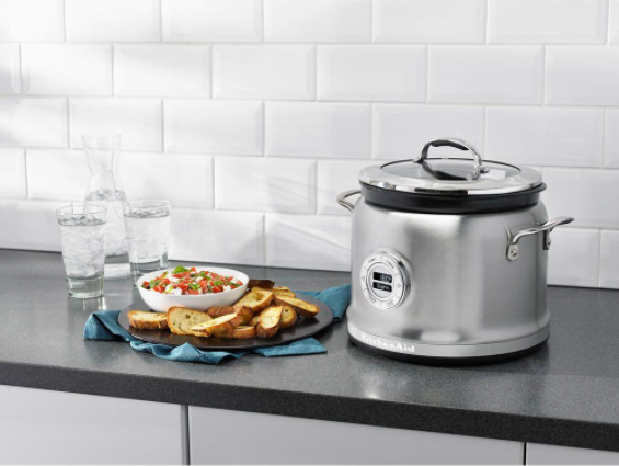 Amazon: KitchenAid Stainless Steel Multi-Cooker at Best Price -