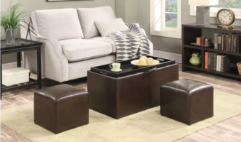 leather-storage-bench-with-2-side-ottomans