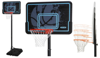 Lifetime 44″ Portable Basketball System Only $69 (Reg. $149.99)