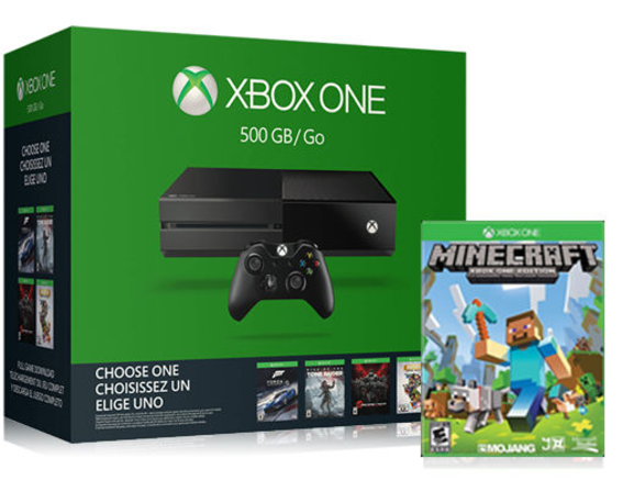 Microsoft Xbox One 500GB Bundle Only $179.99 - Deals & Coupons