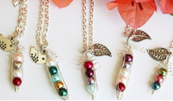 Peas in a Pod Necklaces Ship for $8.98