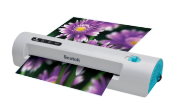 Scotch Thermal Laminator Less than $10!