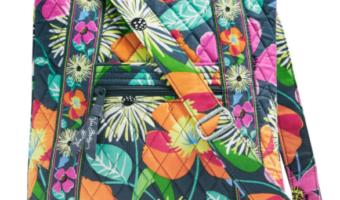 Vera Bradley Crossbody Bag ONLY $17.99 Shipped (Reg. $60) + 70% Off All Vera Bradley
