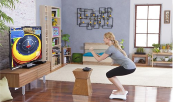 Wii Fit U w/Wii Balance Board accessory and Fit Meter at Best Price