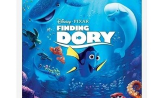 Walmart.com: Finding Dory Blu-ray/DVD Only $15