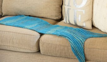 Mermaid Fishtail Blankets as Low as $7.50 Shipped