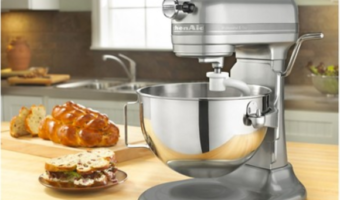 KitchenAid Professional 5 Plus Series Stand Mixer, Only $174.99 (Reg. $499.99)