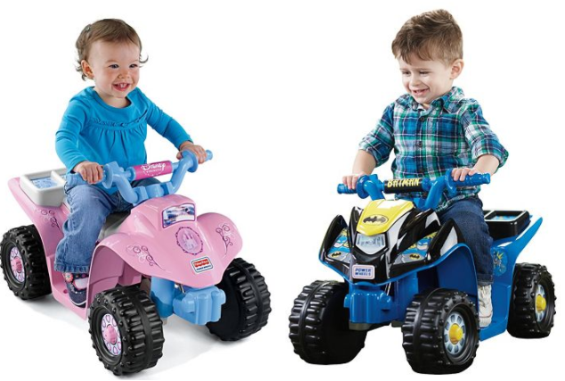 Kohl's: Power Wheels Ride Ons as Low as $35.99!