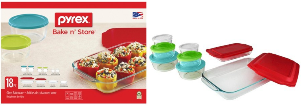 Target.com: 18-pc Pyrex Bake n Store ONLY $12.74 Shipped - Deals & Coupons