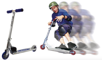 Razor A Kick Scooter in Blue at LOW Price!
