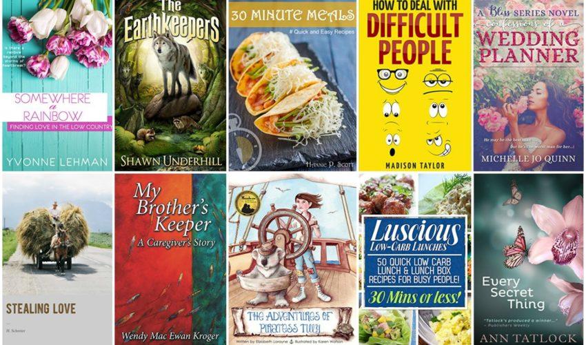 Free Kindle Books (12/09/16)