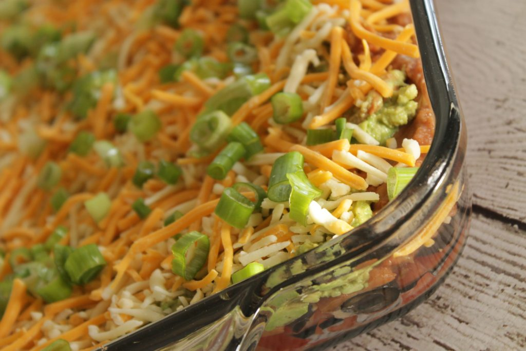7-layer-bean-dip