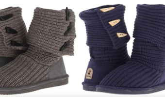 6pm.com: 10% Off ALL Purchases = Bearpaw Knit Boots ONLY $40.49