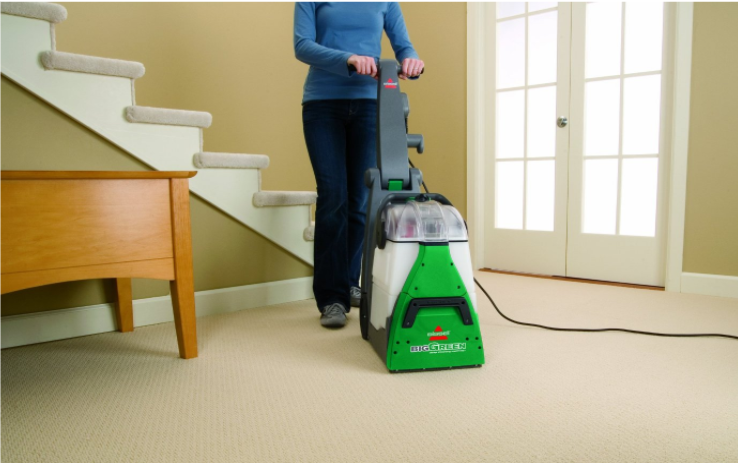 bissell big green deep cleaning machine bissell big green cleaning carpet cleaner machine at 29091