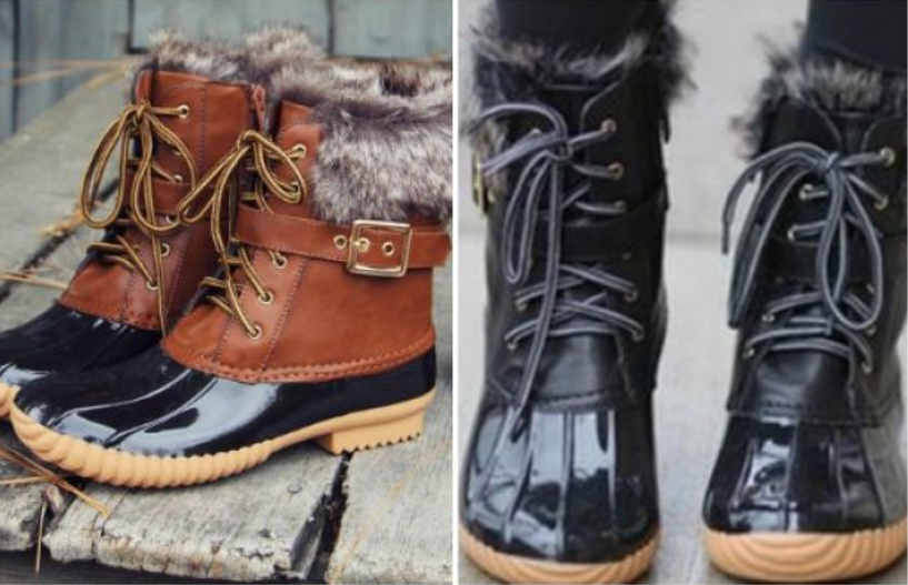 duck-boots