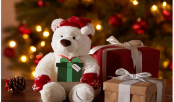 Free Teddy Bear with Amazon Gift Card Purchase