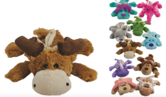 Amazon.com: KONG Cozies Dog Squeaky Toys Less Than $4 Each!